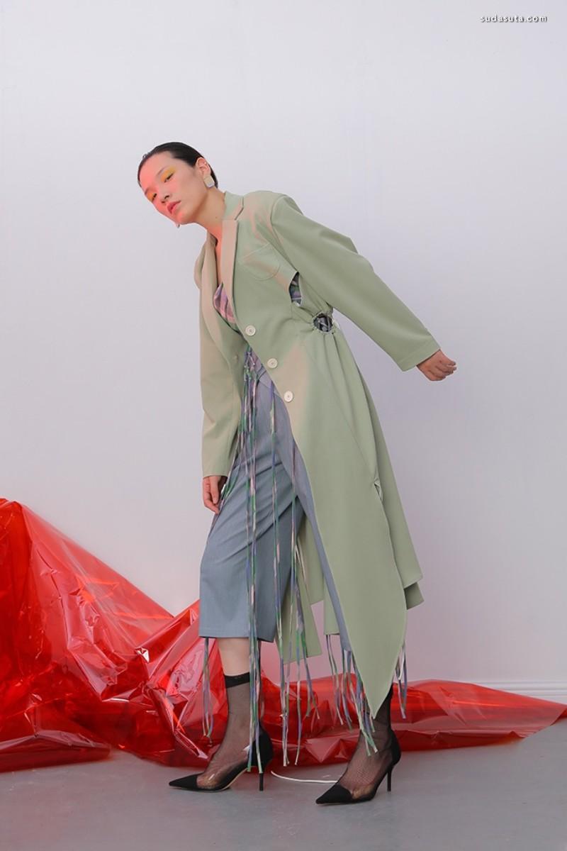 Jnylon studios 独立女装设计欣赏
