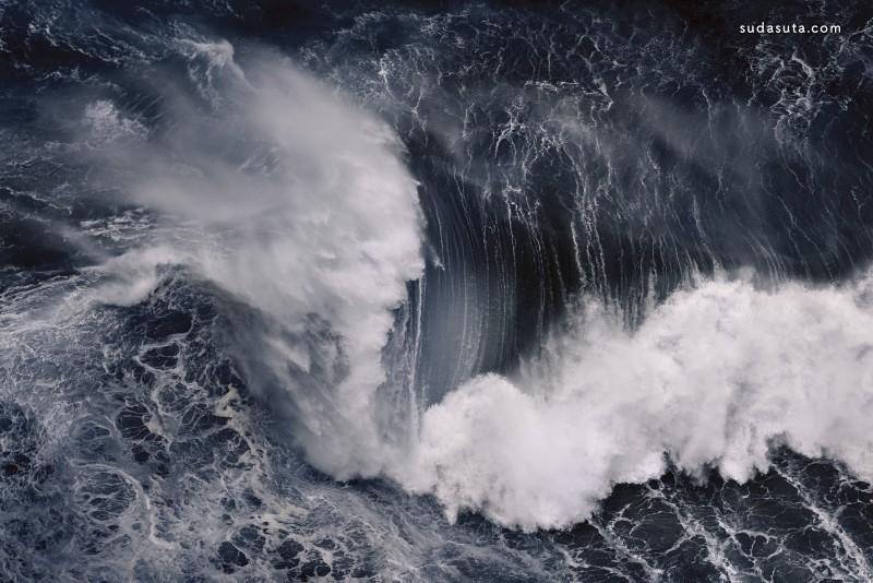 Luke Shadbolt 捕捉海浪的摄影师