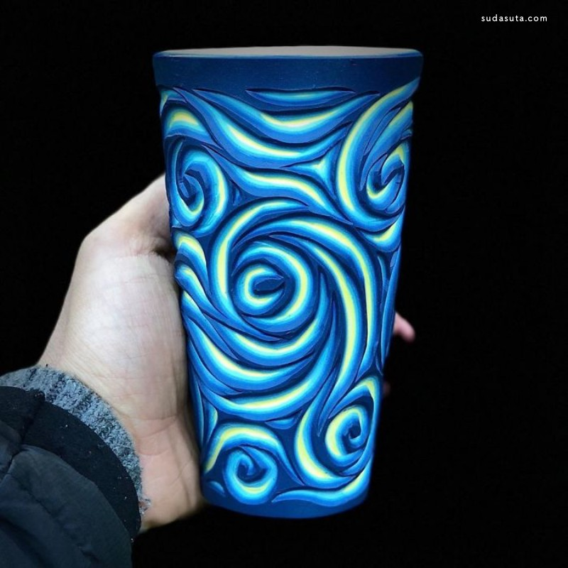Sean Forest Roberts 陶瓷视觉艺术欣赏