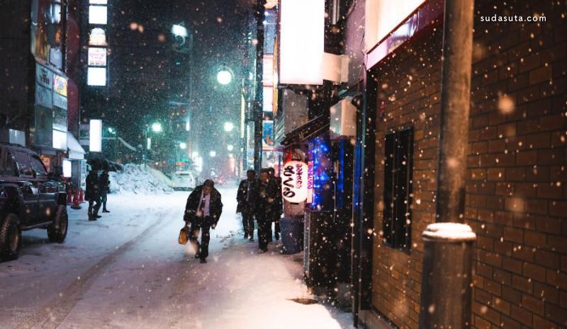 Teemu 日本旅行影像日记