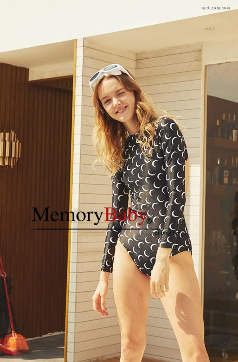 memorybaby 独立泳装设计品牌