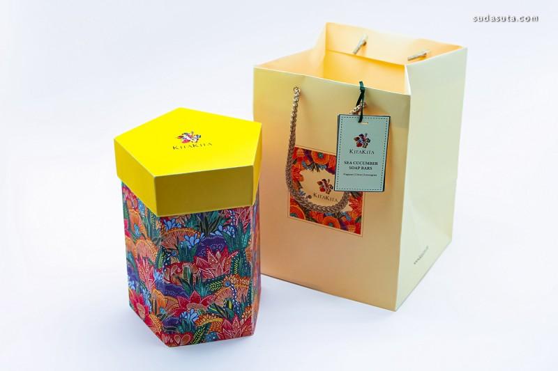 Jia Yee Woon 肥皂包装设计欣赏 原创设计作品