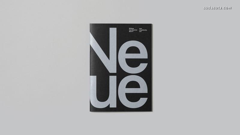 CoType 印刷字体设计欣赏