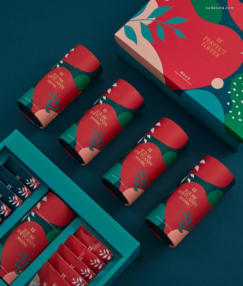 Ding Li Feng 包装设计欣赏