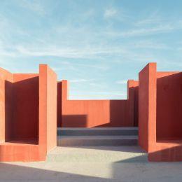 Andrés Gallardo Albajar 建筑摄影作品欣赏
