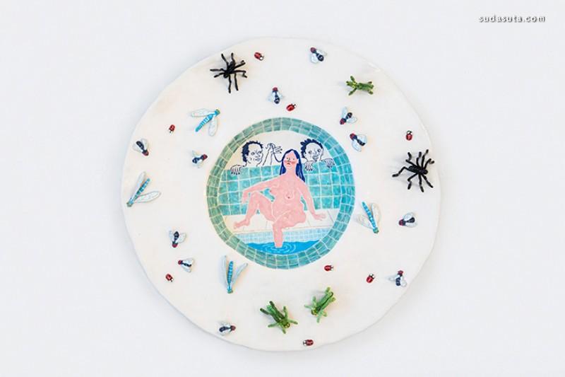 Katy Stubbs 黏土与陶瓷的故事