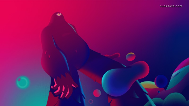 Le Cube  音乐动画作品欣赏