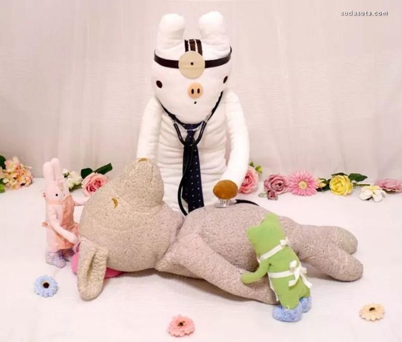 玩具救助站 不同寻常的玩具医院