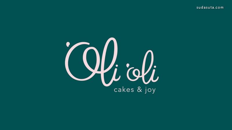Oli 蛋糕包装设计欣赏