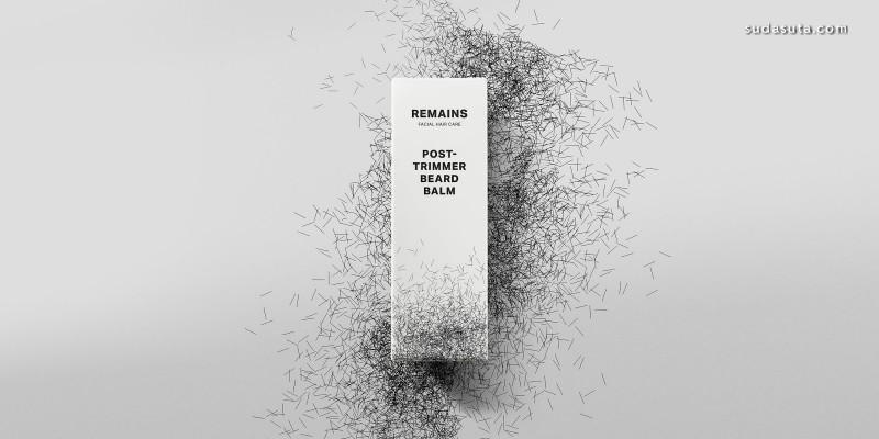 REMAINS 包装设计欣赏