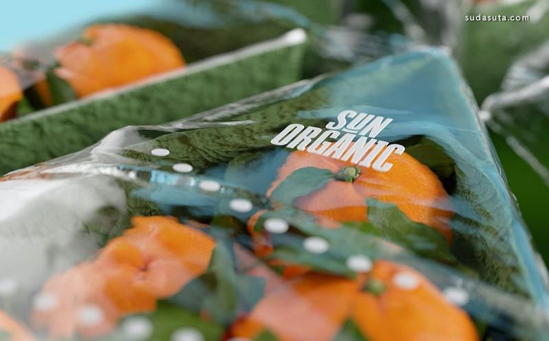 Sun Organic 节日包装设计欣赏