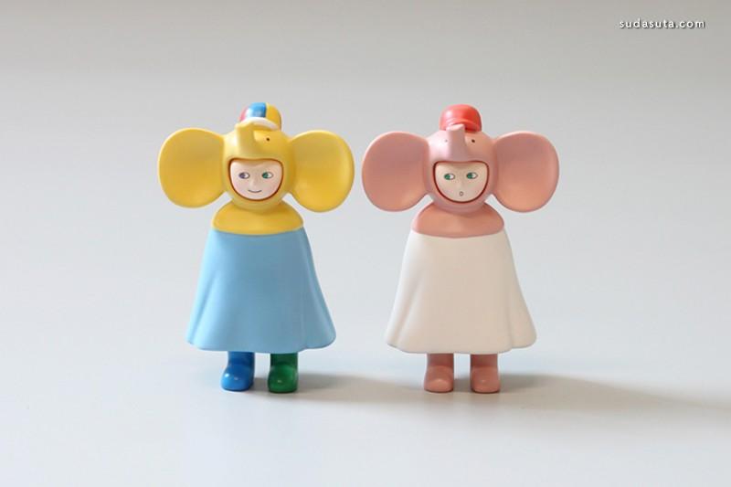 TYCTOYS 玩具设计欣赏