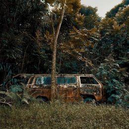 Thomas Strogalski 废弃的车 系列摄影欣赏