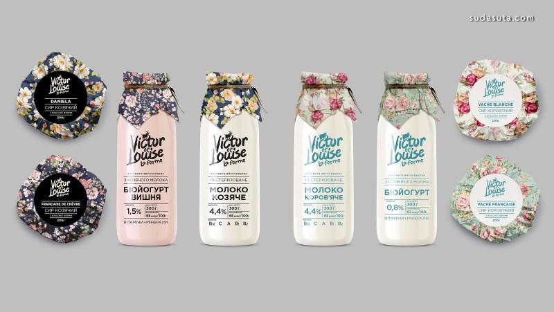 Victor 品牌及包装设计欣赏