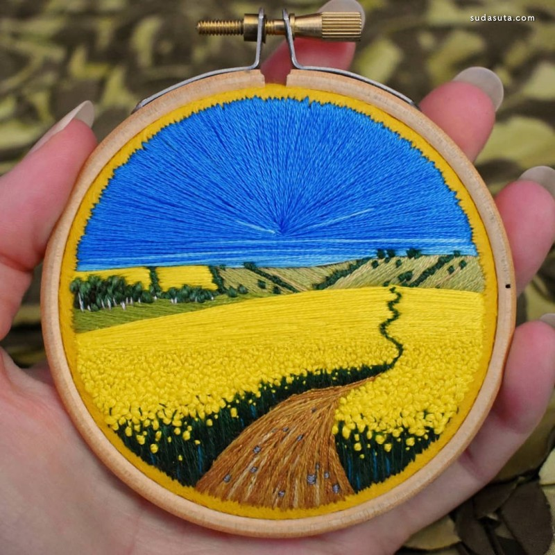 Victoria Rose Richards 针织设计欣赏