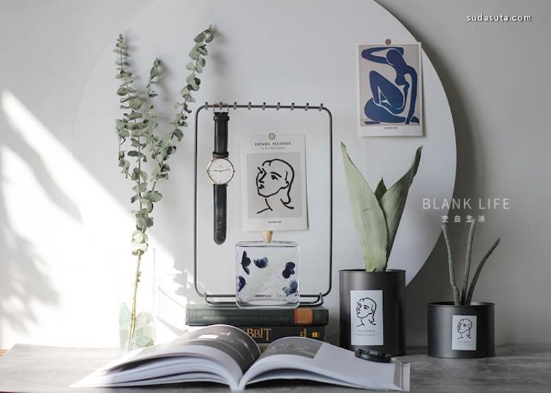 空白生活家居馆 原创设计品牌