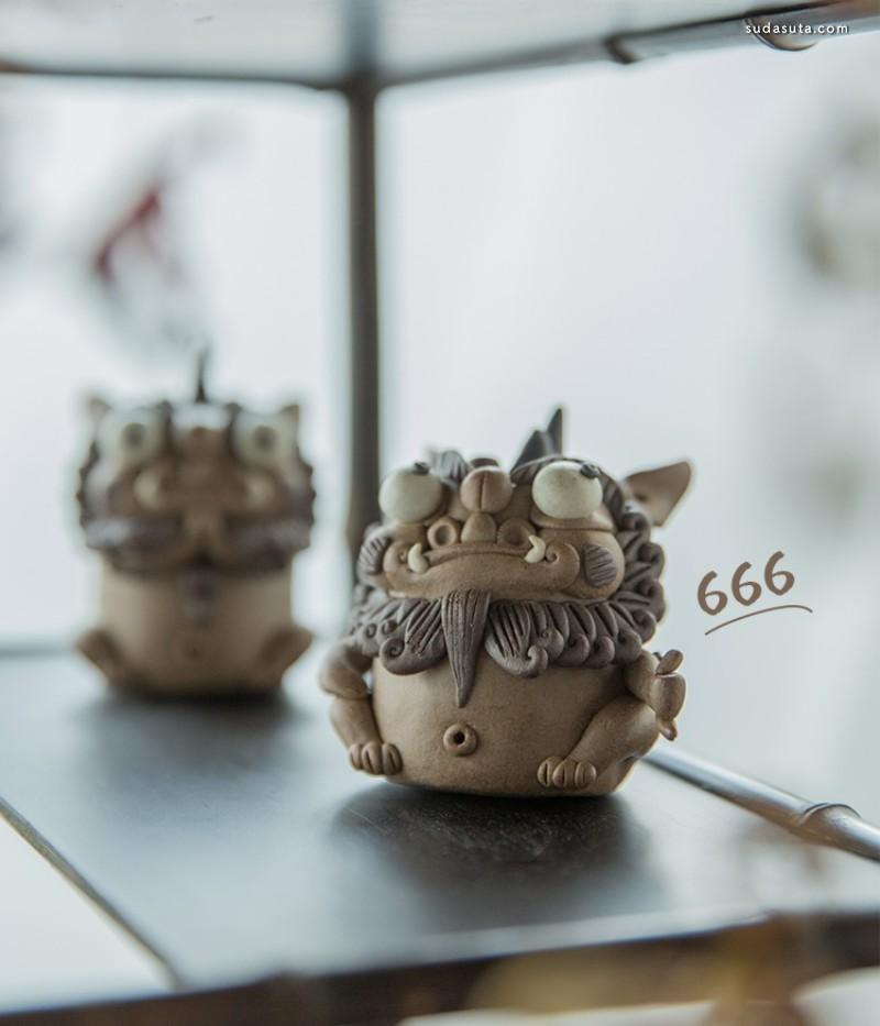 独立陶瓷设计品牌 器十二