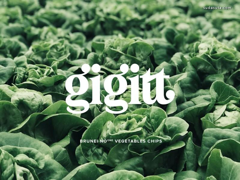 GIGITT 包装设计欣赏