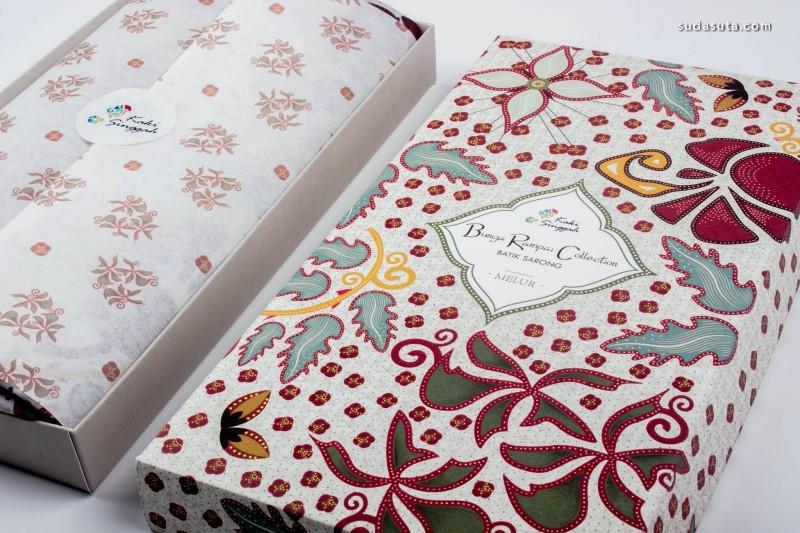 Kaki Singgah 品牌设计欣赏