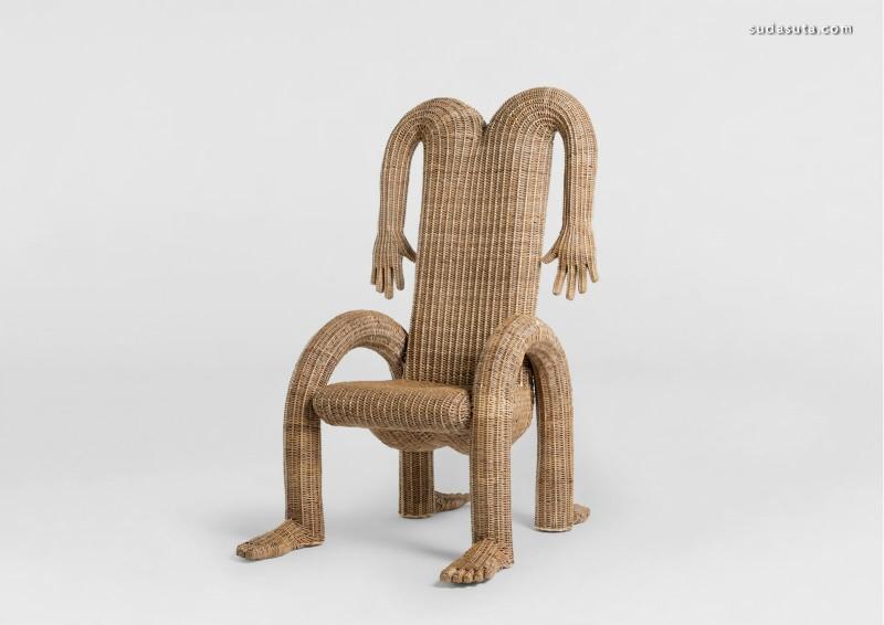 Lauren Redniss 有趣的椅子