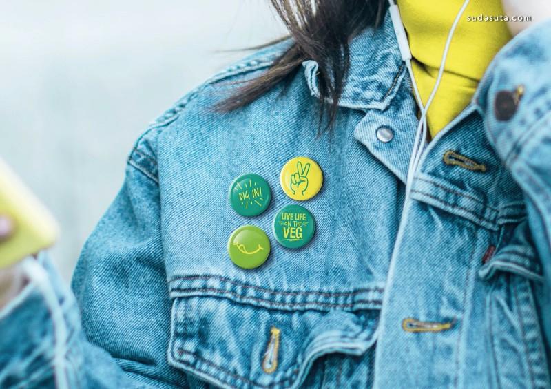 OurCreative 色彩构成 品牌包装设计欣赏