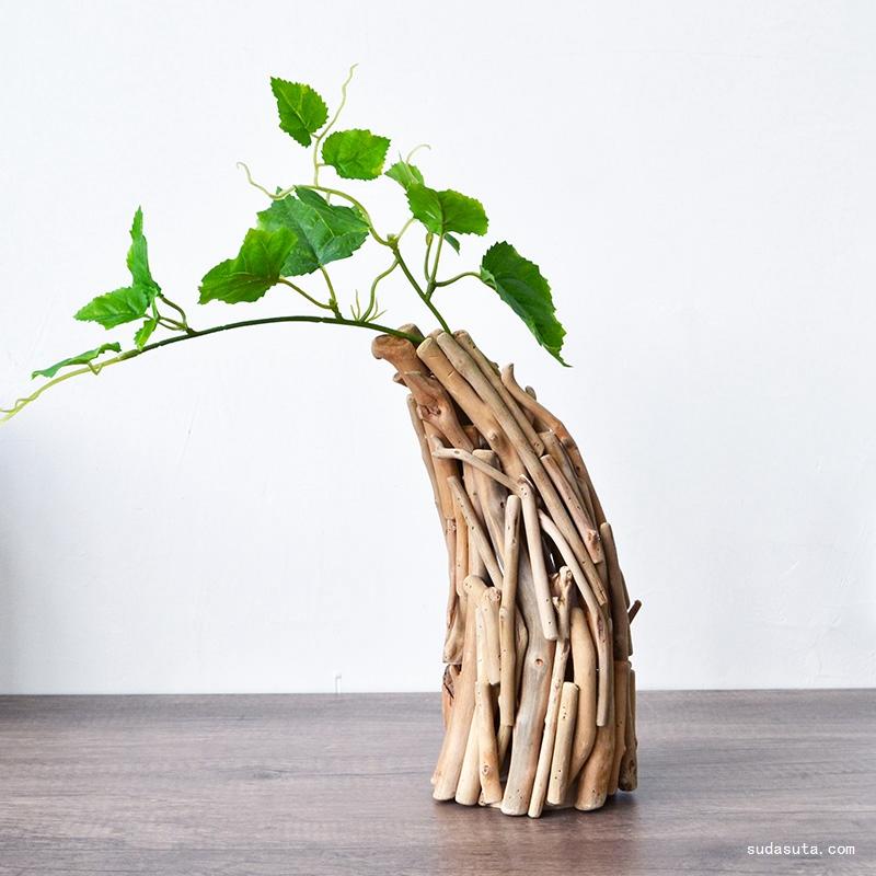 居慢生活 有趣的植物姿态