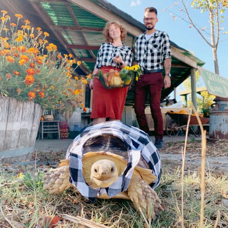 Kasey Kuchinski 和Daniel Rodriguez 有趣的家庭摄影