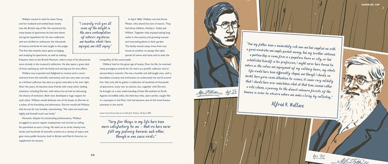 Harry Tennant 书籍插画欣赏