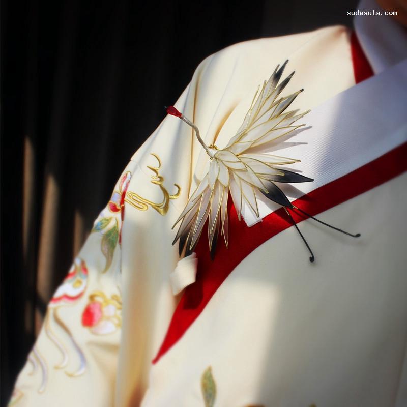 清风女公子 独立首饰设计欣赏