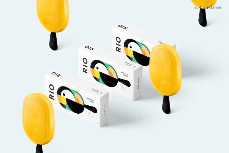 RIO 品牌设计欣赏