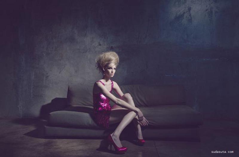 Nick Aitken 时尚摄影欣赏