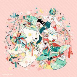Sassa 爱与幸福的小插画