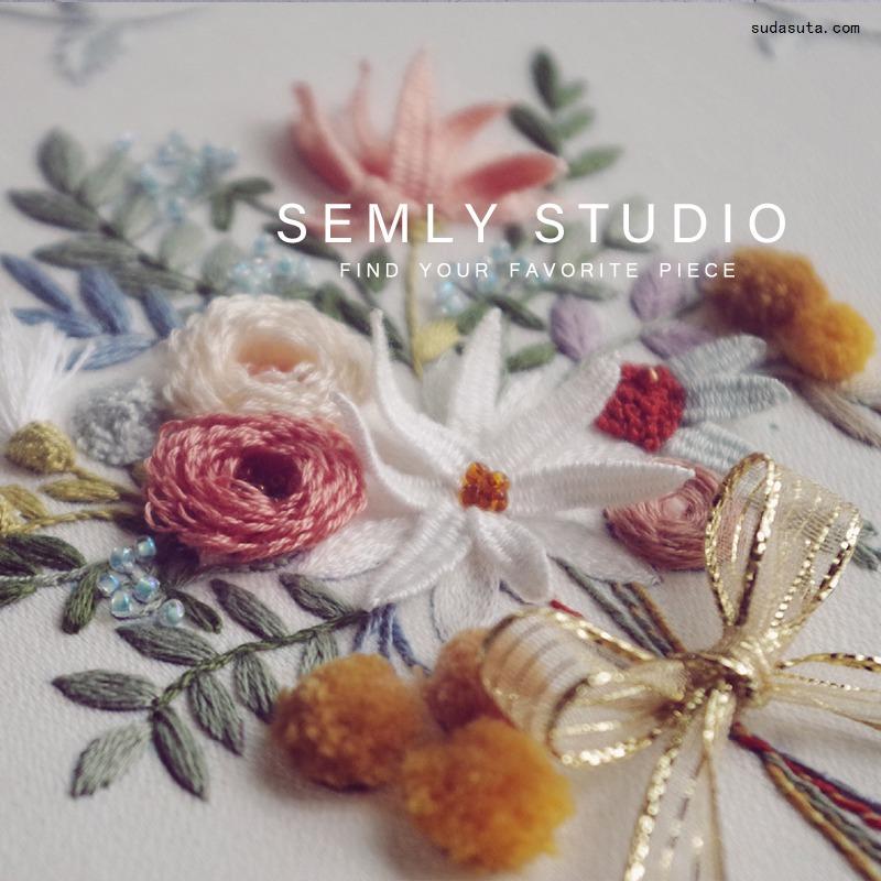 Semly Studio 不一样的手工材料包