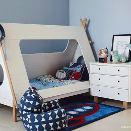 Indigo 可爱的儿童房