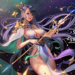 lovecacao yunjeong 性感惹火的游戏CG欣赏