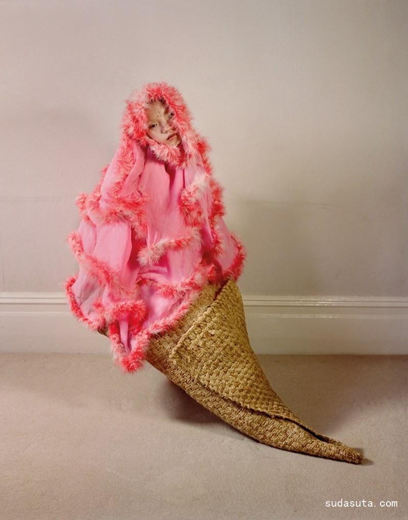 Annie Collinge 美味的时尚