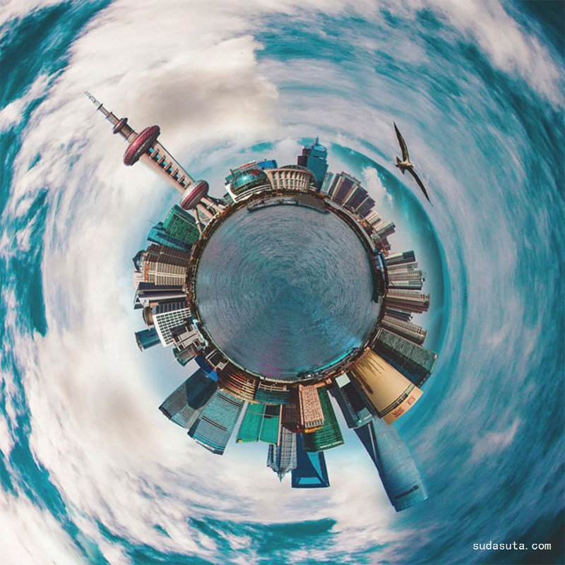 Gkiounasian Karen 奇特的镜头 超现实主义数字艺术作品欣赏