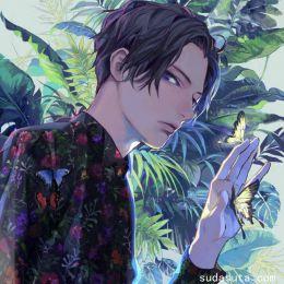 ジワタネホ 二次元美少男