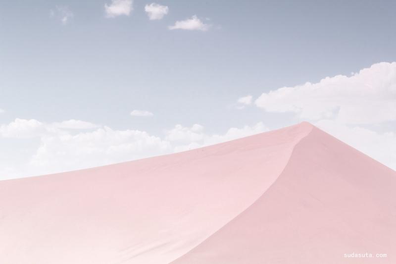 戴望秋 JonasDaley 粉红色沙漠 旅行摄影欣赏