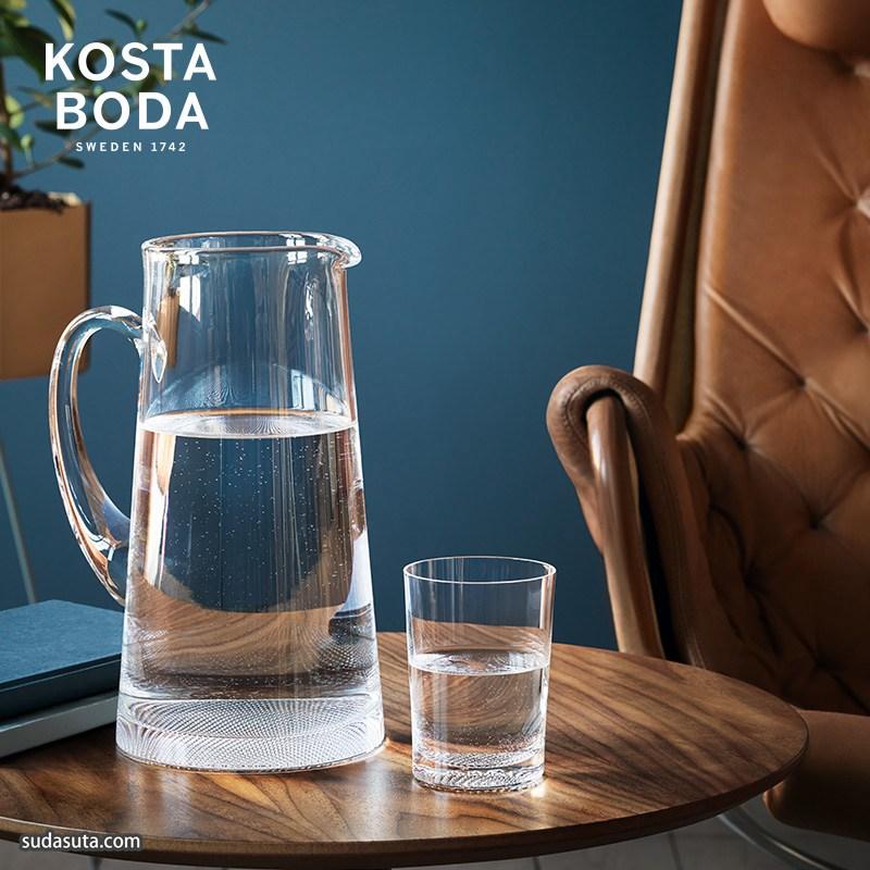 瑞典 Kosta Boda 设计作品欣赏