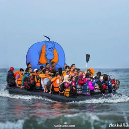 Mokhallad Habib 照片合成作品欣赏