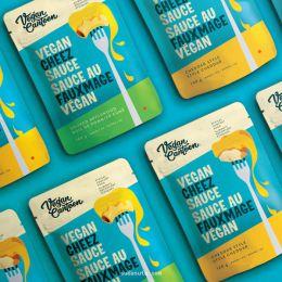 Vegan Cheez 美食包装设计欣赏