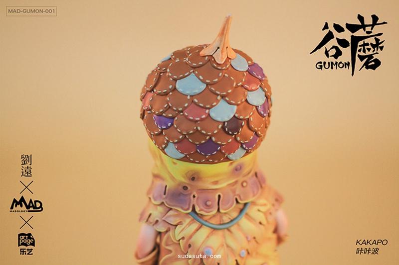 刘远所 《GUMON谷蘑》
