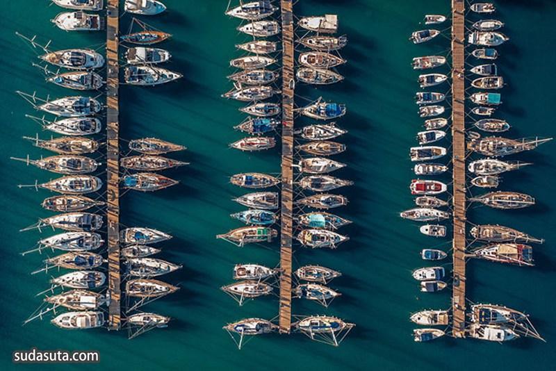 Agora 世界上最漂亮的航拍作品