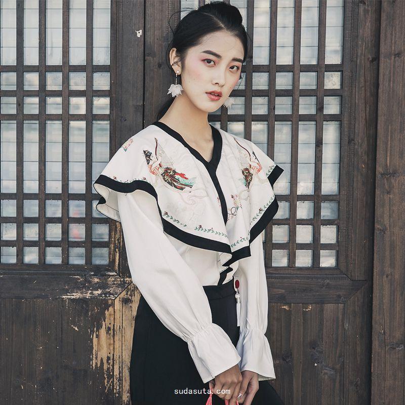 吉町X颜光 独立女装设计