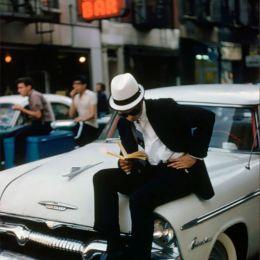 Ernst Haas 1950的纽约老照片