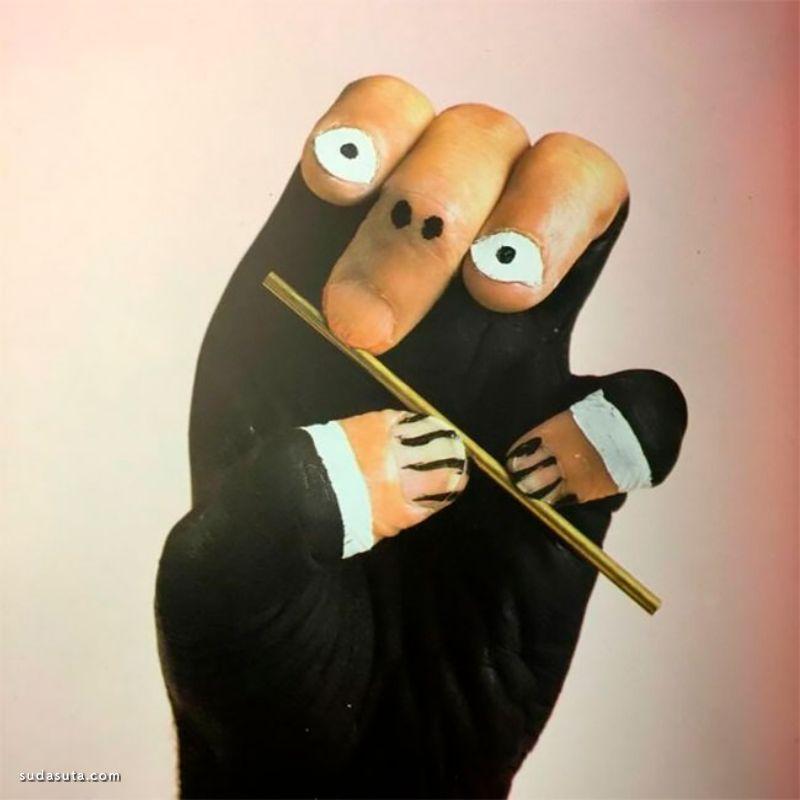 Mario Mariotti 手指的艺术