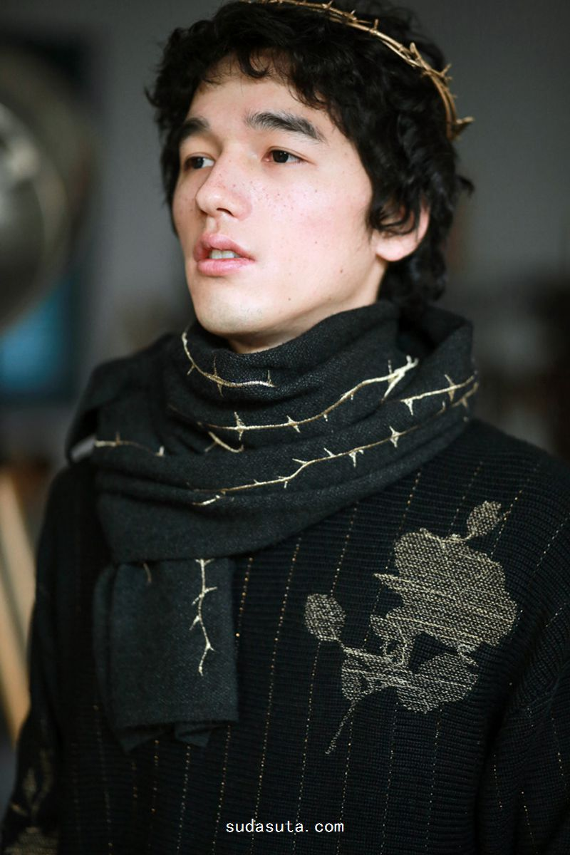 山谷少年 独立男装设计品牌