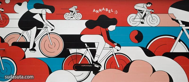 Calvin Sprague 商业插画欣赏