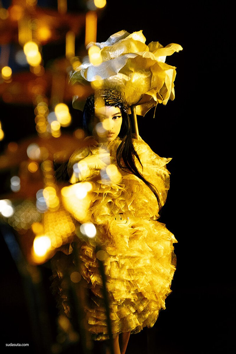 Eponine Huang 时尚摄影欣赏